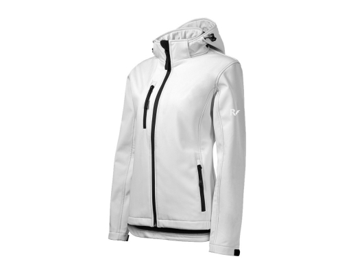 PERFECT kurtka softshell damska z kapturem